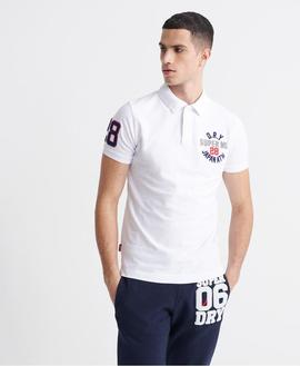 Polo Superstate/ White/ Superdry