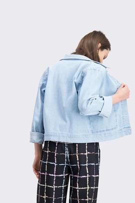 lareina jacket/ wash blue/cks