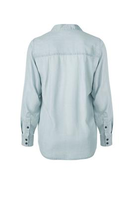 rae blouse/ light blue/cks