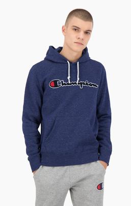Hoodie/ Blue Denim/ Champion