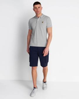 Polo / Grey/ Lyle-Scott
