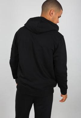 MISSION TO MARS HOODY/ BLACK/ ALPHA