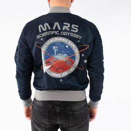 MA-1 LW MISSION TO MARS/ REP BLUE/ ALPHA