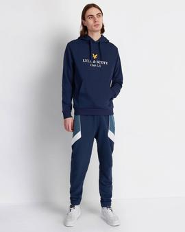 Sudadera Capucha/ ML1238VE/ Navy/ Lyle-Scott