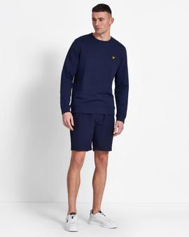 Sudadera ml424vtr / Navy/ Lyle-Scott