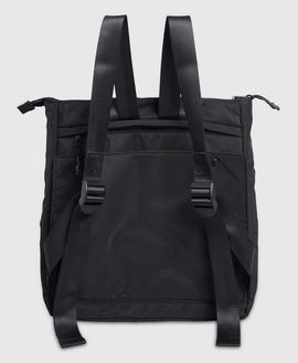 CONVERTIBLE UTILITY TOTE /BLACK/ SUPERDRY