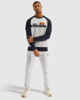 Triviamo sweat/ White Marl/ Ellesse